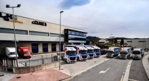 Camiones de logística LGK